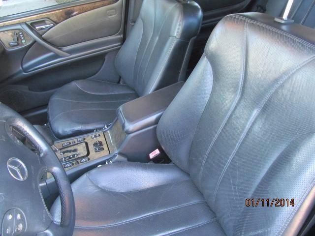2000 Mercedes-Benz E-Class AMG