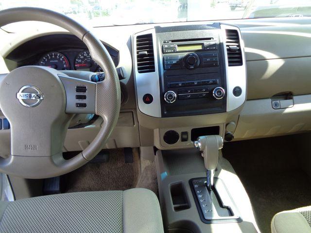 2009 Nissan Frontier SE