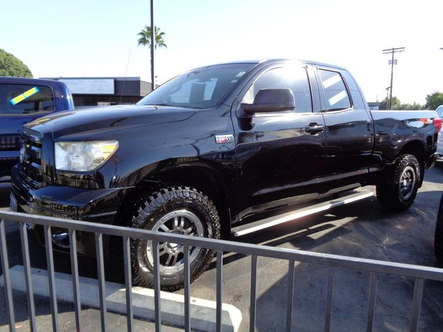Used 2010 Toyota In Los Angeles Toyota Tundra 4wd Truck Lariat For
