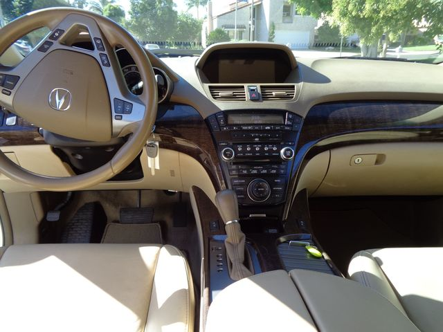 2010 Acura MDX Technology/Entertainment Pkg