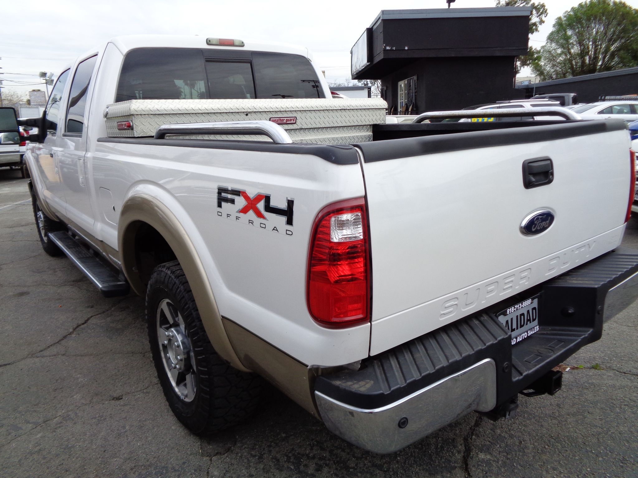 Photos Of A Used 2011 Ford Super Duty F 250 Pickup Lariat At Super