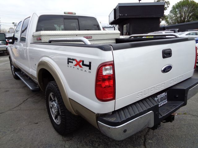 2011 Ford Super Duty F-250 Pickup Lariat