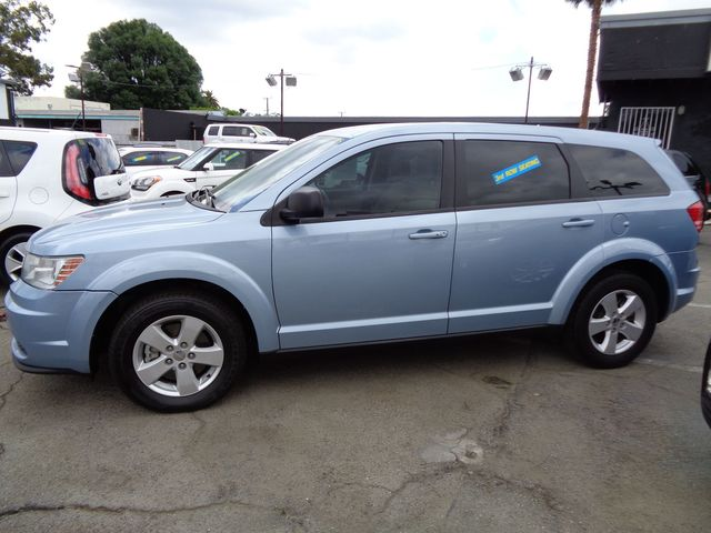 2013 Dodge Journey American Value Pkg