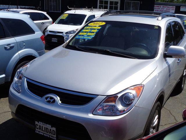 2012 Hyundai Veracruz Limited
