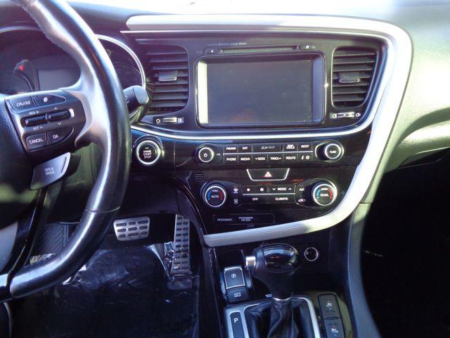 2014 Kia Optima SXL Turbo