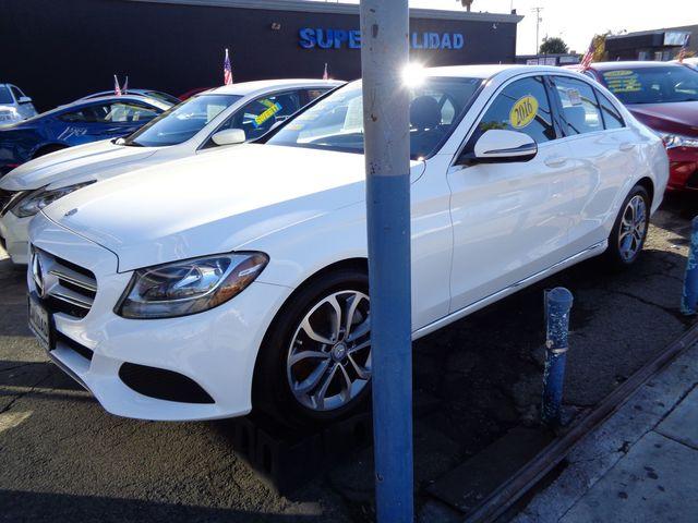 2016 Mercedes-Benz C-Class *$399 MONTHLY*