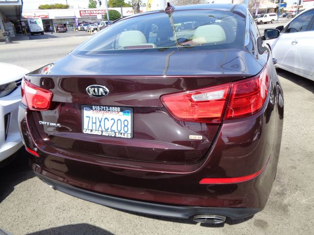 2015 Kia Optima LX *$399 MONTHLY*