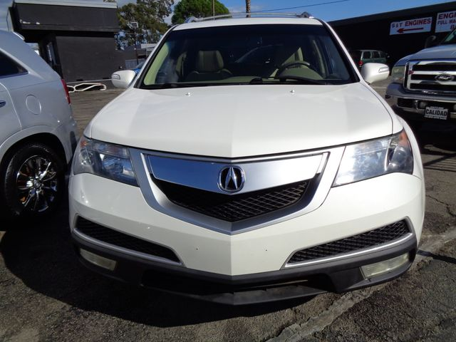 2010 Acura MDX