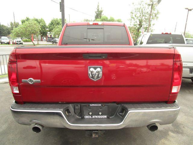 2012 RAM 1500 Lone Star