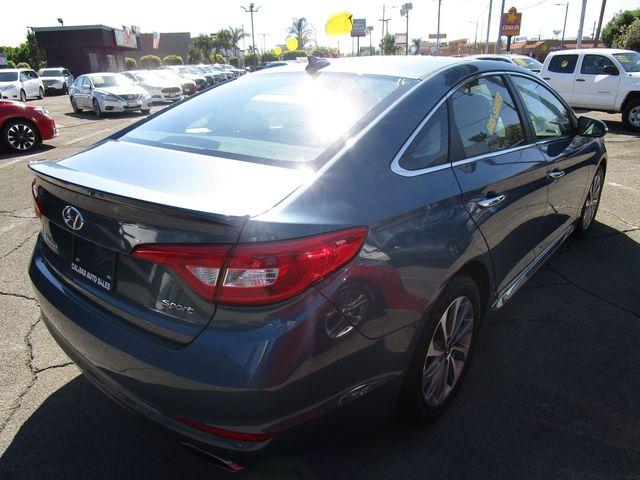 2015 Hyundai Sonata 2.4L Sport